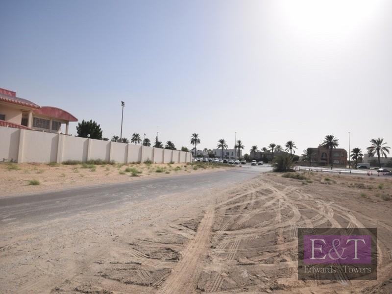 For Sale-Residential Villa Plot| Al Mamzar
