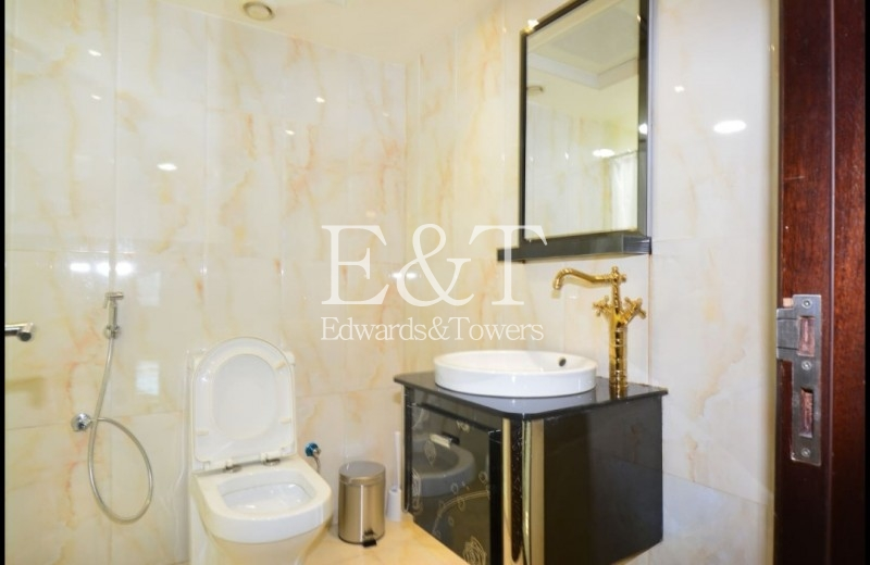 Fully Furnished | Upgraded  to 2 Bedroom