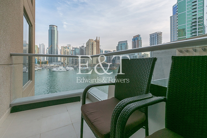 Fully Upgraded Full Marina View Furnished
