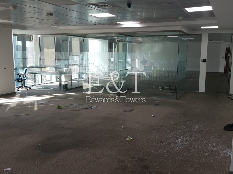 Price Reduction  Burj Khalfa View Office