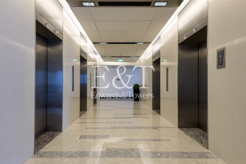 Fully Fitted Office,BLVD Plaza Tower1|DT