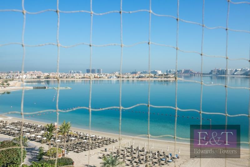 Full Sea Bur Al Arab View, Rare Unit