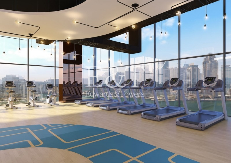 Penthouse|Panoramic View of Sea and Marina