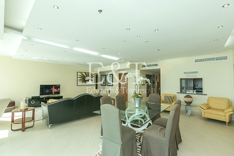 Exclusive: Upgraded and Fully Furnished