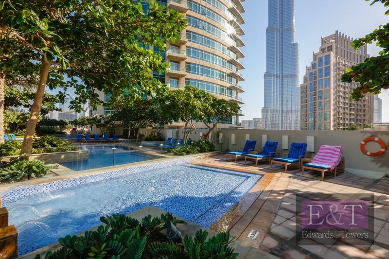Burj Khalifa and Fountain View | 1500sqft !