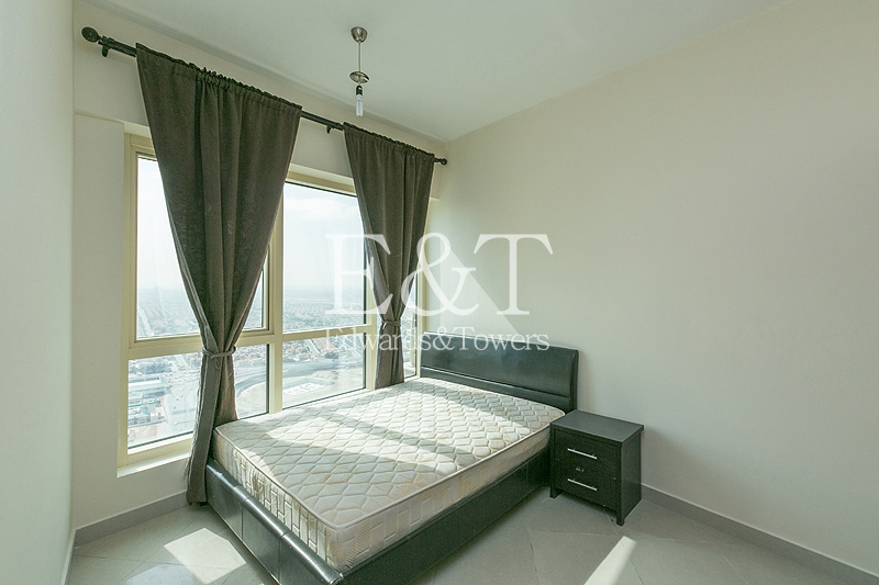 High Floor|Jumeirah Islands View|Maids Room