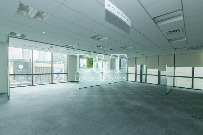 Fully Fitted Office | BLVD Plaza T 2, DT