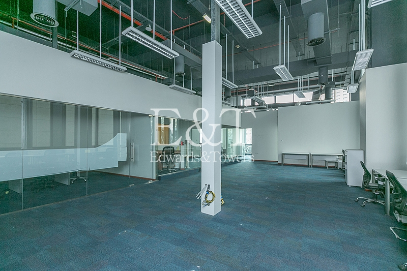Fully Fitted Office | BLVD Plaza T 1 | DT