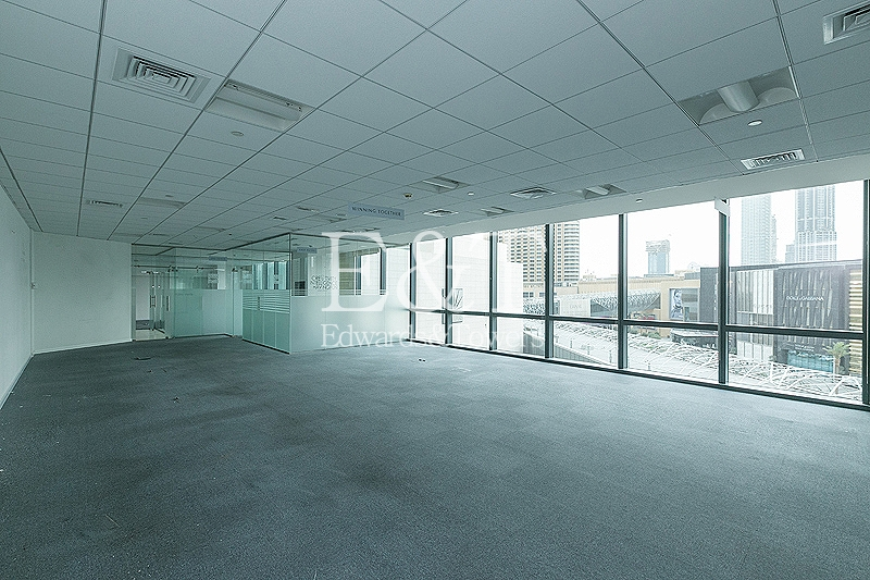 Fully Fitted Office | BLVD Plaza T 1, DT