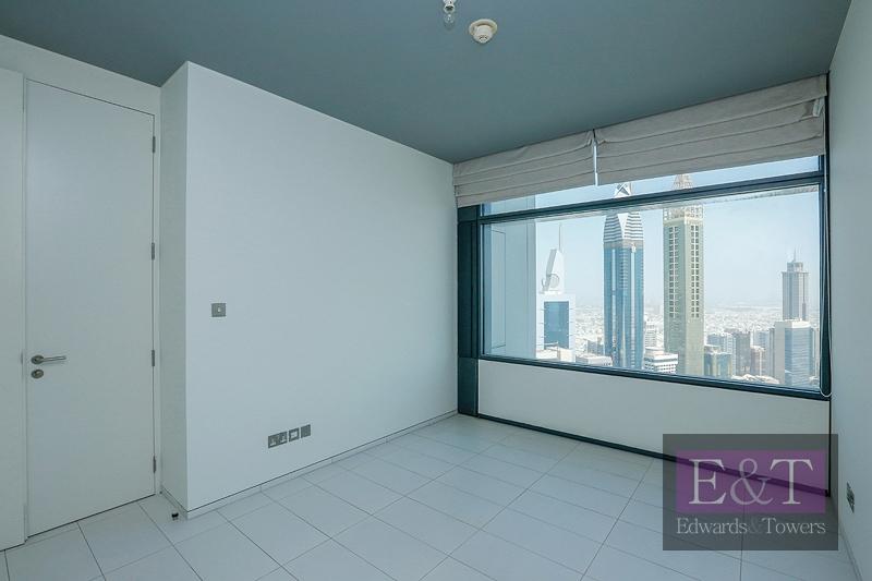 High floor - Tenanted - Gate Avenue views