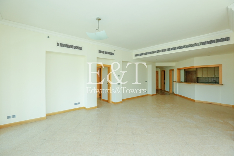 Spacious 3BR+Maids|High Floor|Right Side