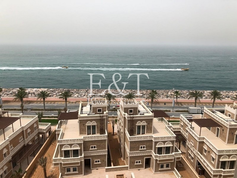 Brand New with Sea views | 2 BR | Type E