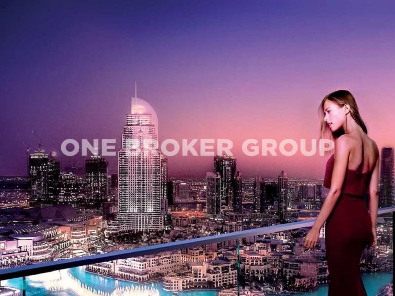 Off Plan, Exclusive Premium 2BR In  Dubai Opera