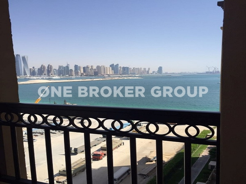 Furnished 2BR,Type E,Partial Sea View, Fairmont