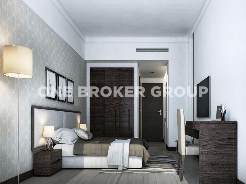 Freehold, Luxury Furnished 2BR, Ready by 2018