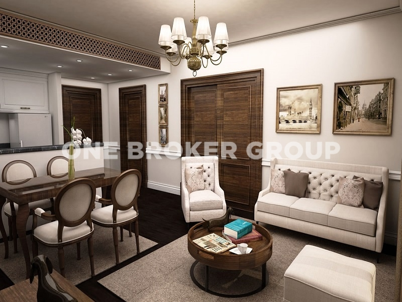 World Class Quality, Ready 1BR Hotel Apt