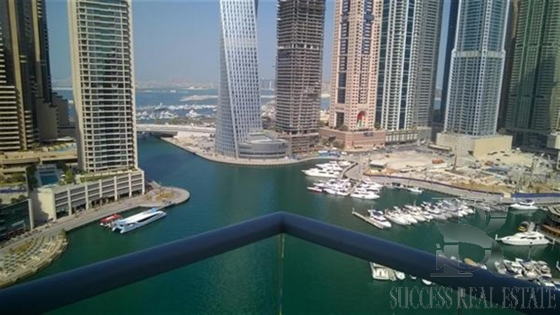 Exclusive 3 BR+M+S Full Marina view 02 TYPE