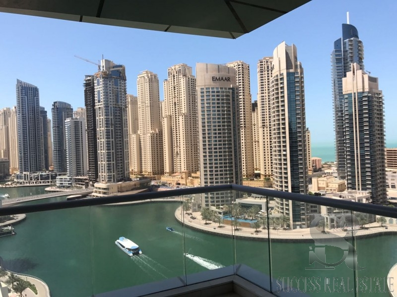3 BR+M+S | Full Marina View | AED 3 Million