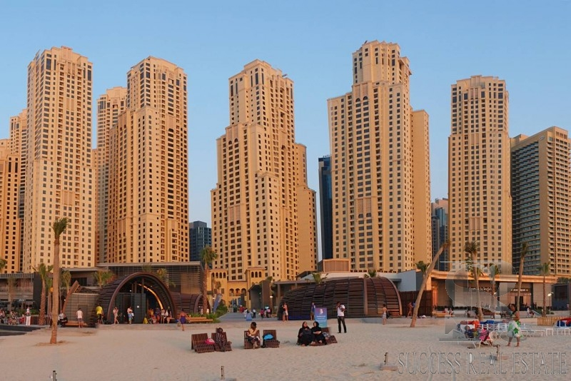 Luxury 3 bedroom for rent with Marina View in JBr