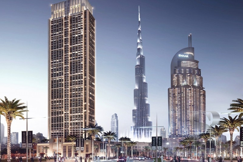 Burj Royale - Starting @ AED 1.1 M No Commision