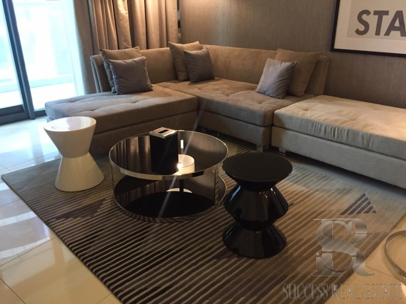 DAMAC Towers Paramount Hotel 1B/R Rent 70,000 AED