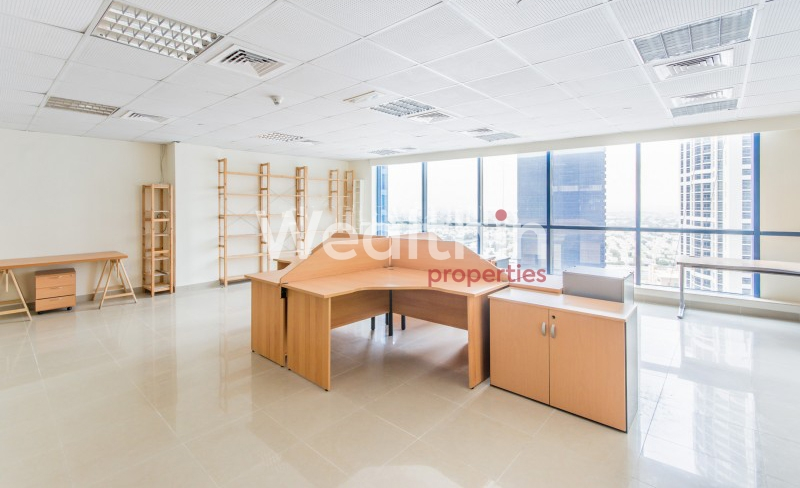 Fully Fitted Office In X3 Tower JLT,  Beautiful View For Sale