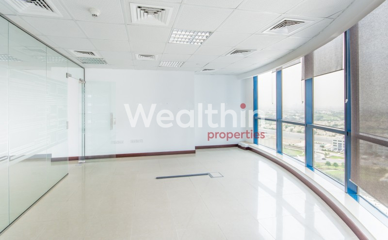 Spacious Fully Fitted Office For Sale In X3 JLT