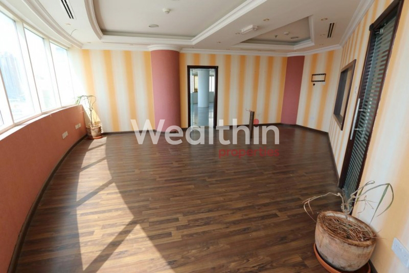 Spacious Best Offer Fully Fitted Office In JLT  For Sale