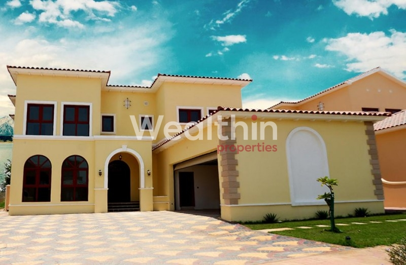Brand New 5 BR Villa + 2 Maids For Rent In JGE