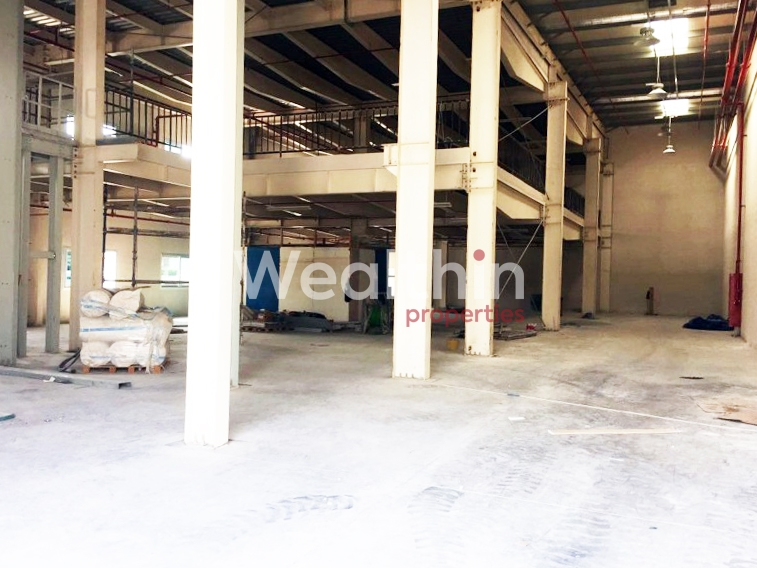Prime Location Warehouse For Rent  In DIP 2