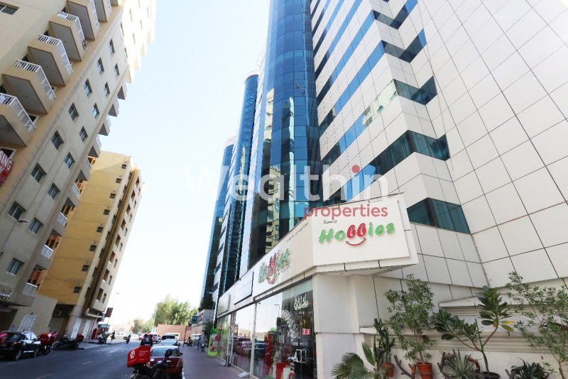 Chiller Free Fully Fitted Offices In Al Barsha With Attached Toilet And Pantry