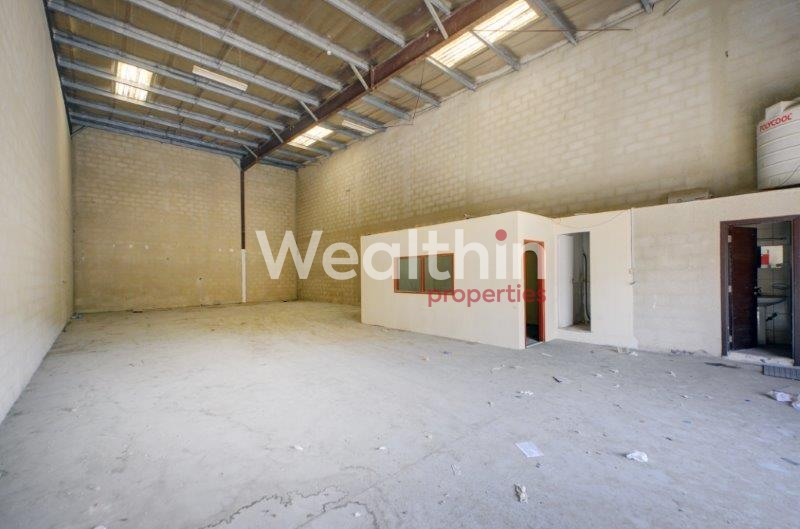 Warehouse For Rent In DIP Very Good Income
