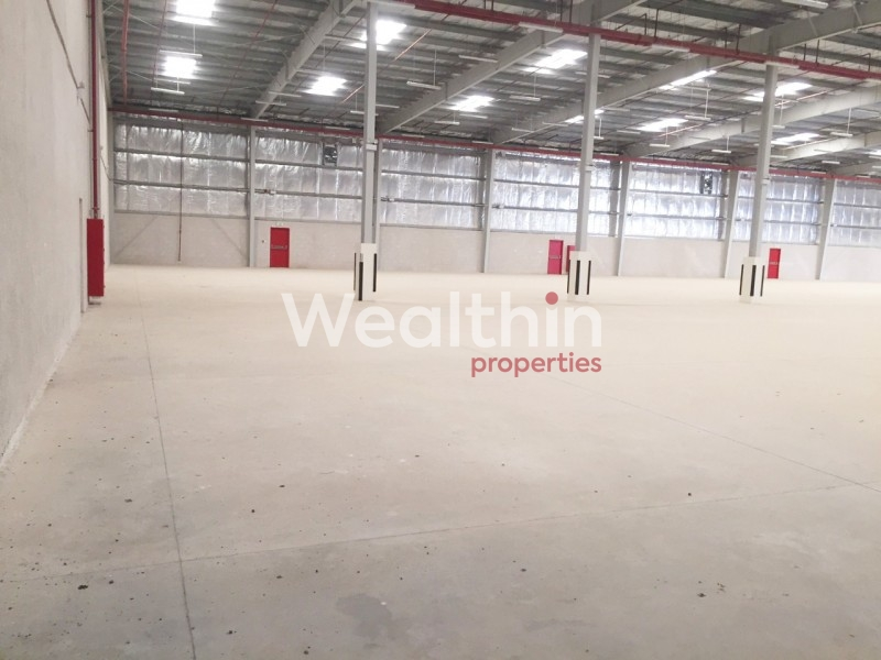 Independent Warehouse In Dubai Industrial City