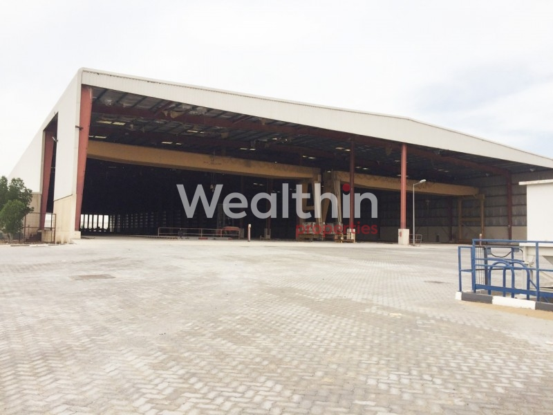 Good Location Factory For Rent In DIP 2