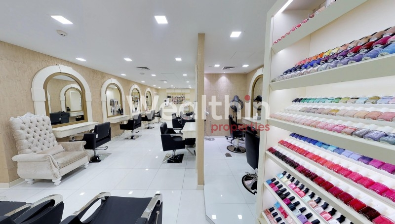 Fully Renovated And New Salon In 5 Star Hotel In Sheikh Zayed Road