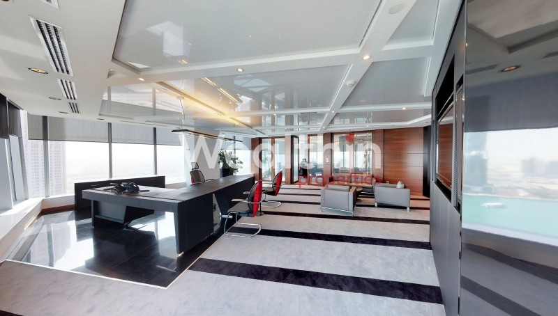 Full Floor Office With High End Fittings And Furniture In Bayswater