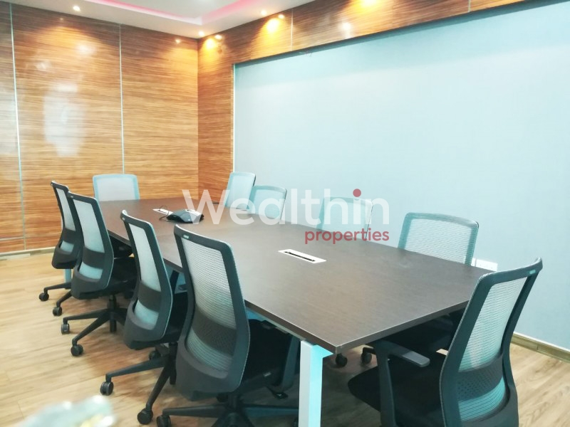 Fully Furnished Ready To Move In Offices All Amenities Included