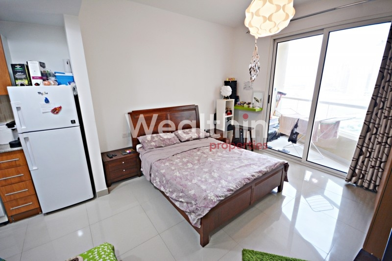 Fully Furnished Studio With Lake View
