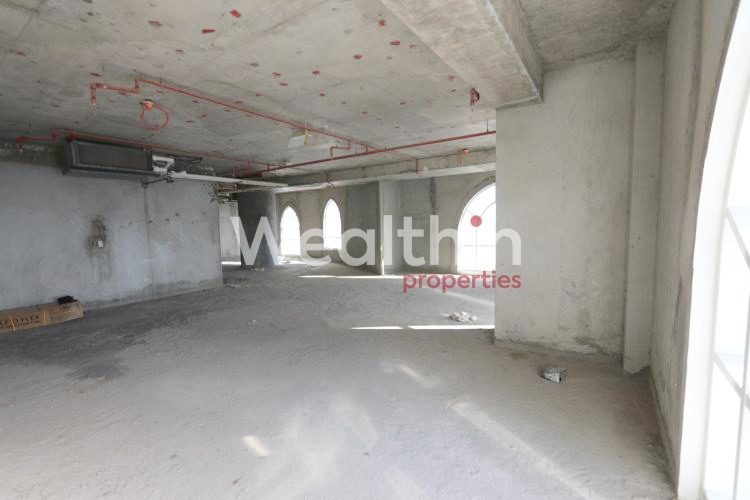 Lowest Price Shell & Core Office For Rent In Dome - JLT