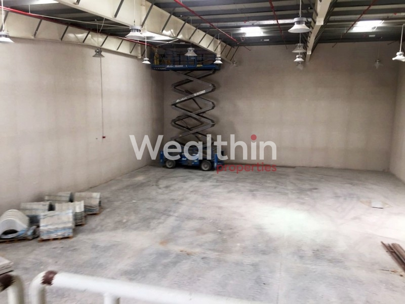 New Warehouse For Rent In DIP 40 Per Sq.ft