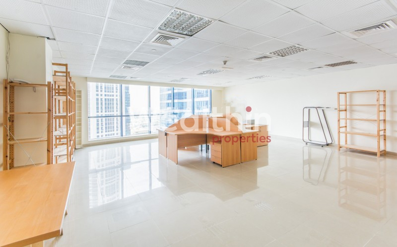 Fully Fitted Office In X3 Tower JLT