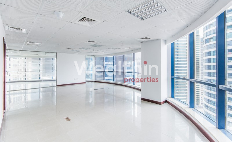 Spacious Fully Fitted Office In X3 JLT
