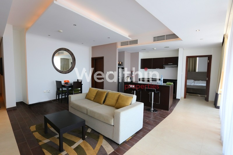 12 Cheques | Fully Furnished | Big 1200 SQFT |