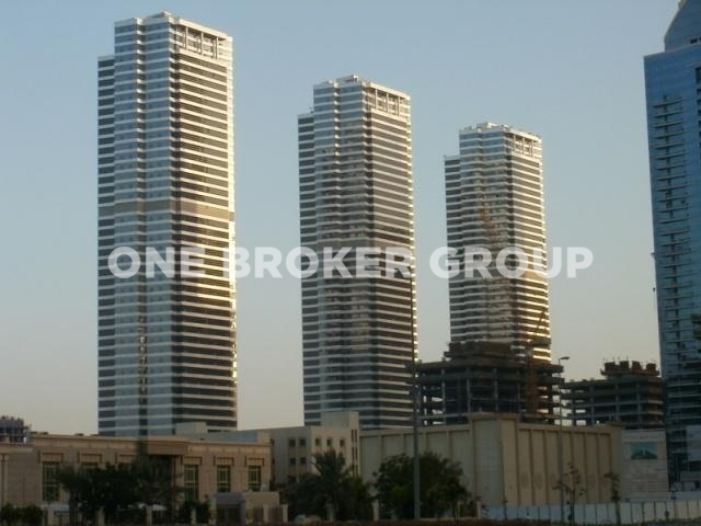 Large and Fitted Office Space, Jumeirah Island View