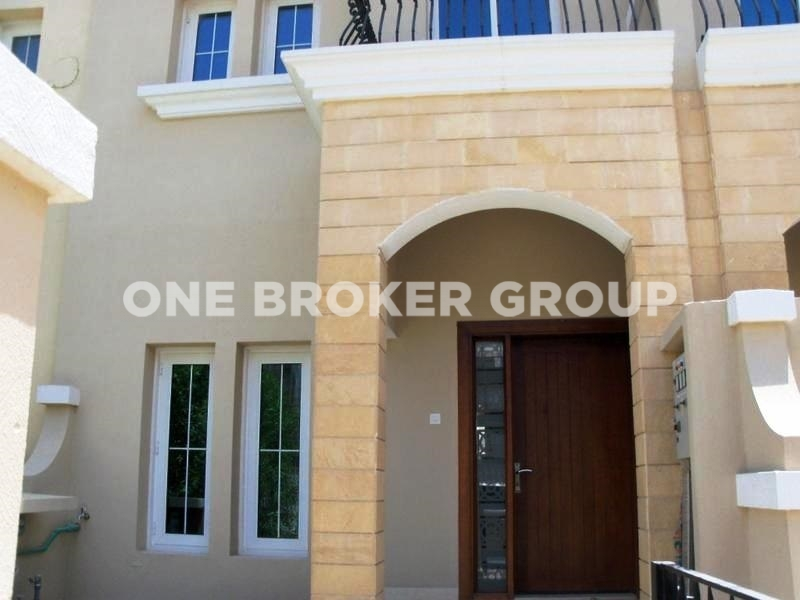 High ROI, 3 BR plus Maids room Townhouse
