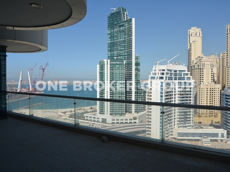 Upgraded, 4+M Apt, Sea and Atlantis Views