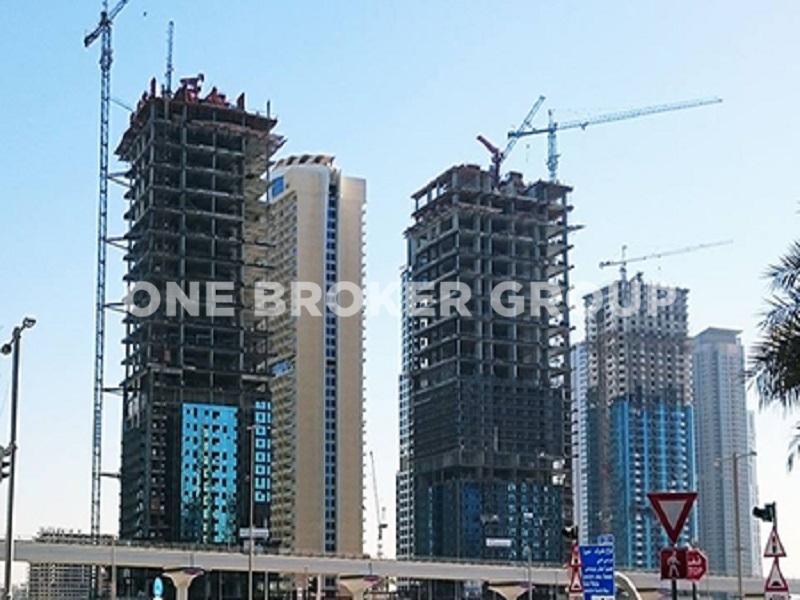 High ROI,Off Plan Studio Apt,Dubai Marina view