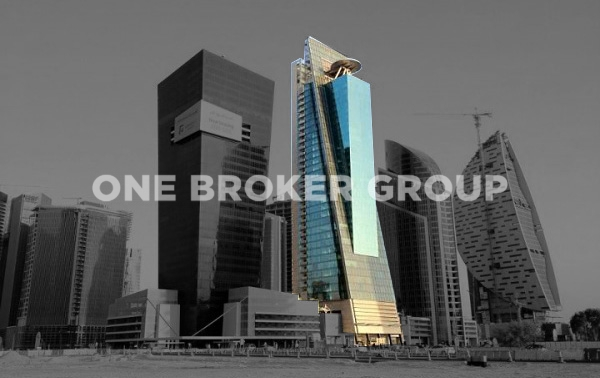 Fitted Office Space near the Metro Station in Prism Tower