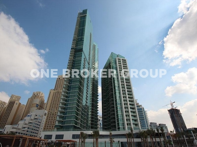 Full Sea view, 1 Bedroom Type A1F Apartment