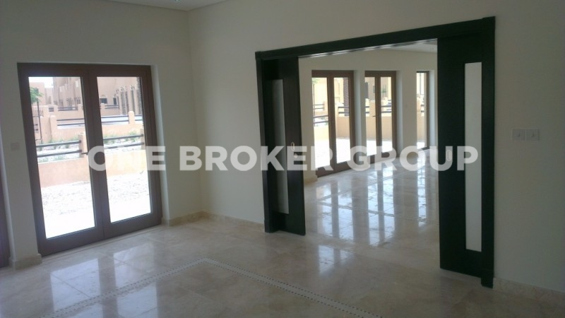 5 plus M Villa in Corner Plot, Al Furjan